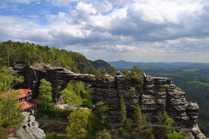 Bohemian Switzerland National Park: Hiking Tour