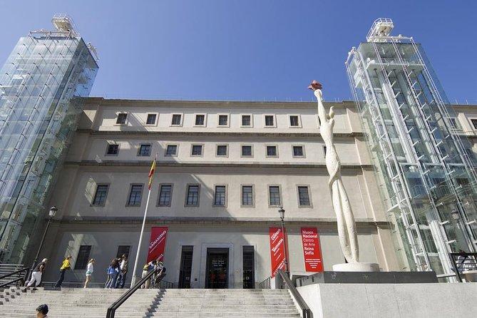 Excursão privada: Museu Reina Sofia com acesso Evite as Filas