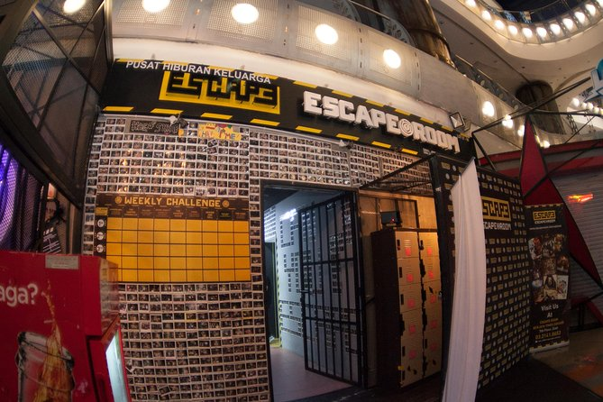 Escape Room: Malaysia's First Real Life Escape Game