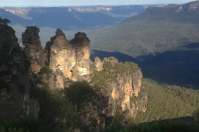 Private Guided Tour from Sydney to Blue Mountains National Park