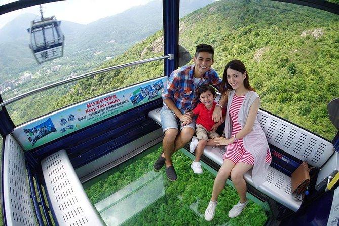 Ngong Ping 360 Cable Car Ticket on Lantau Island