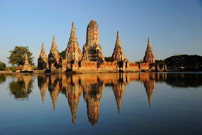 Tour del fiume Kwai di 3 giorni da Bangkok: Ayutthaya, Kanchanaburi e