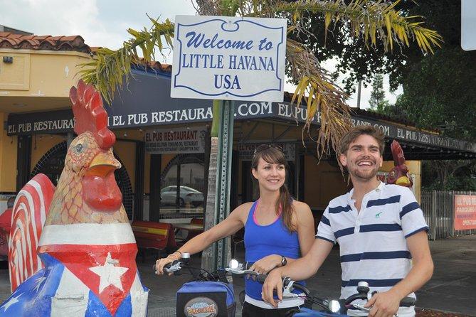 Little Havana Bike and Food Tour