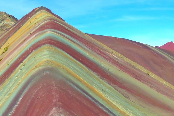Rainbow Mountain Tour 1 Day
