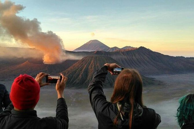 Bromo Sunrise Tour 2 Days 1 Night Shared Tour