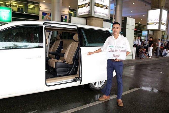 Saigon Private Airport Transfer
