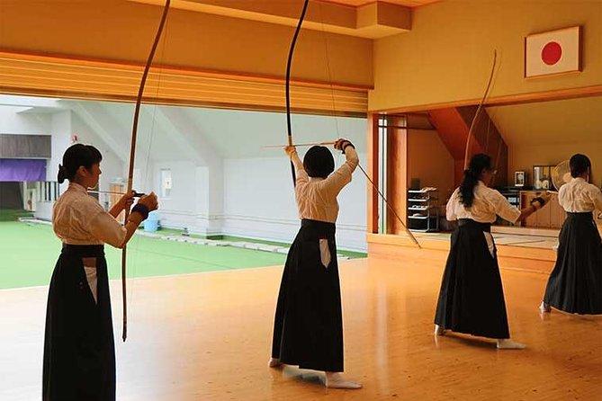Kyudo Archery Experience in Tokyo