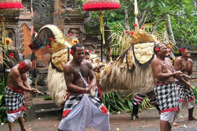 Private Full Day Tour of UBUD and Culture
