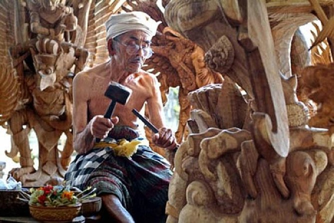 Bali Shopping and Culture Tour