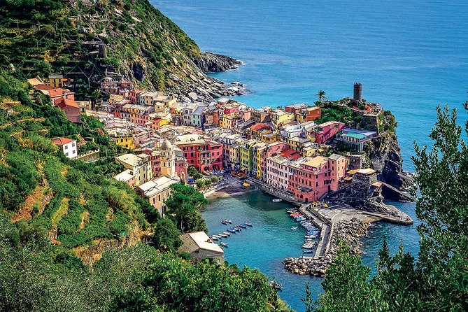 Cinque Terre Small Group tour from Lucca