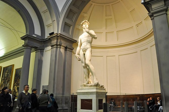 Skip the line: Accademia Gallery tour