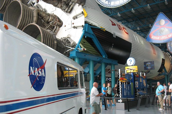 NASAs Space Center Houston and City Sightseeing Tour