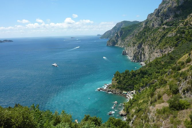 Amalfi Drive - Day Trip from Naples