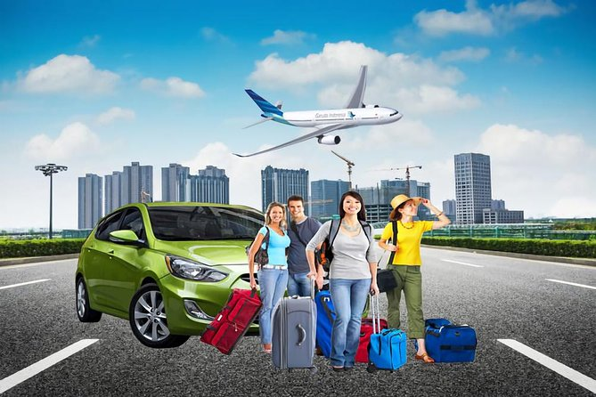 Private Departure Transfer: Hotel to Airport Jimbaran and Uluwatu
