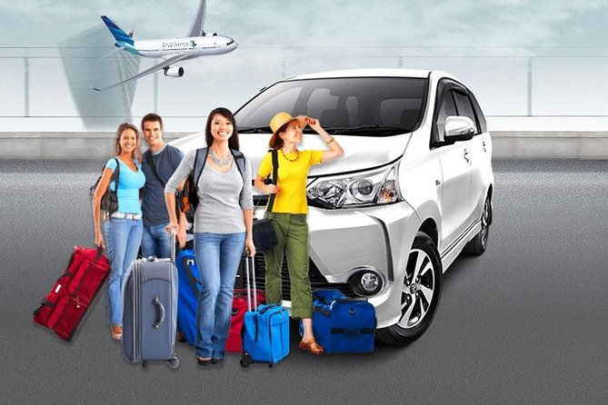 Private Arrival Transfer: Bali Airport to Sanur and Ubud Hotel