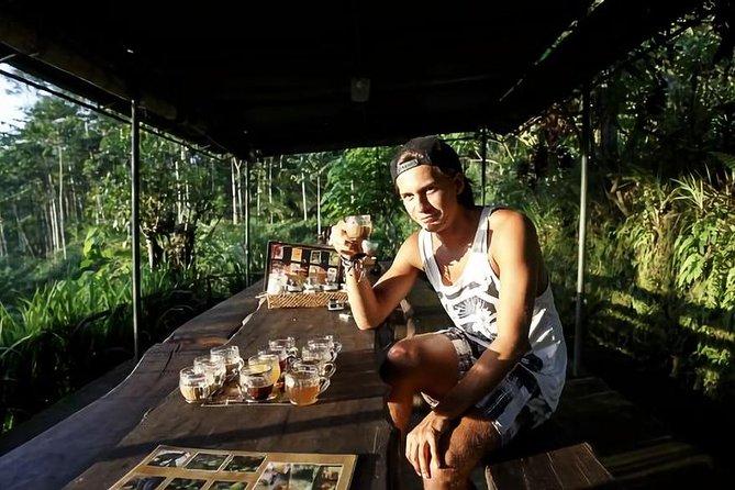 Mt Batur Sunrise Trekking with Coffee Plantation Tour