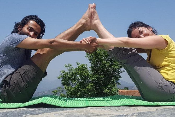 7 days Yoga Retreat and Trekking Tour near Kathmandu Valley Nepal