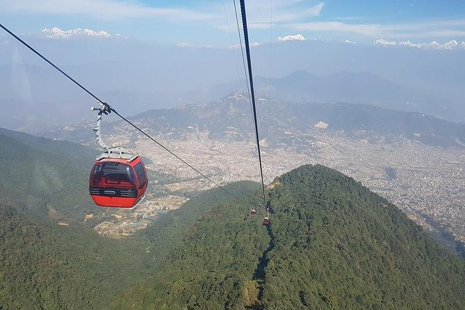 Exciting day visit to Chandragiri Hill by cable car in Kathmandu