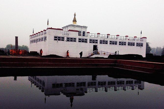 Buddhist Spiritual and Pilgrimage Tour Nepal - 8 days