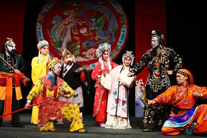 中国文化の宝石を体験する:北京オペラ