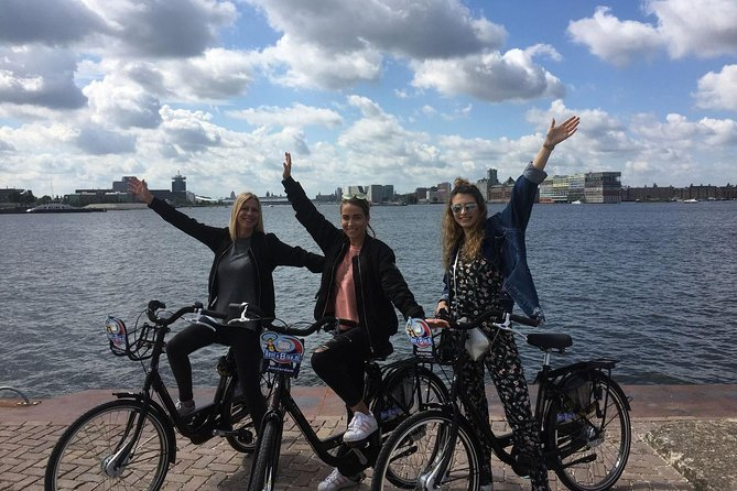 Full-Day Total Amsterdam Discovery: Bike and Food Tour