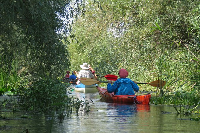 Discover Sulina, Danube Delta
