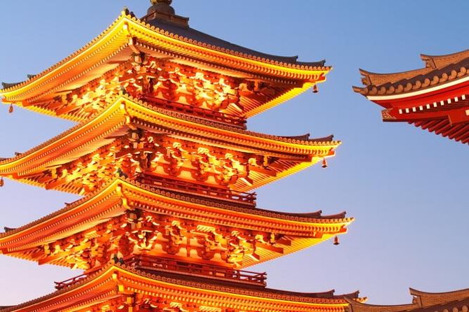 Private Custom Tour: Tokyo in a Day