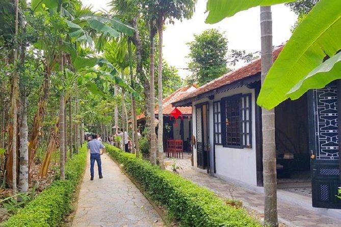 Recorrido por la aldea de Thuy Bieu y la laguna de Tam-giang