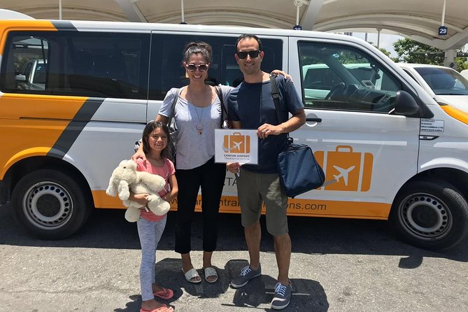 Private Transfer from Cancun Airport to Puerto Morelos