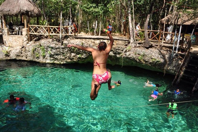 Private Cenote Tour Riviera Maya