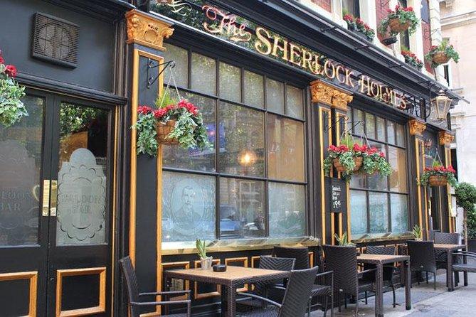 Sherlock Holmes Walking Tour in London