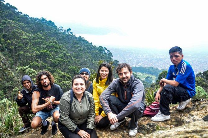Las Delicias Creek Eastern Hills Bogotá vandretur