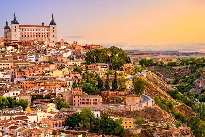 The Most Popular Trip to Toledo from Madrid & Get a Free Madrid Panoramic Tour