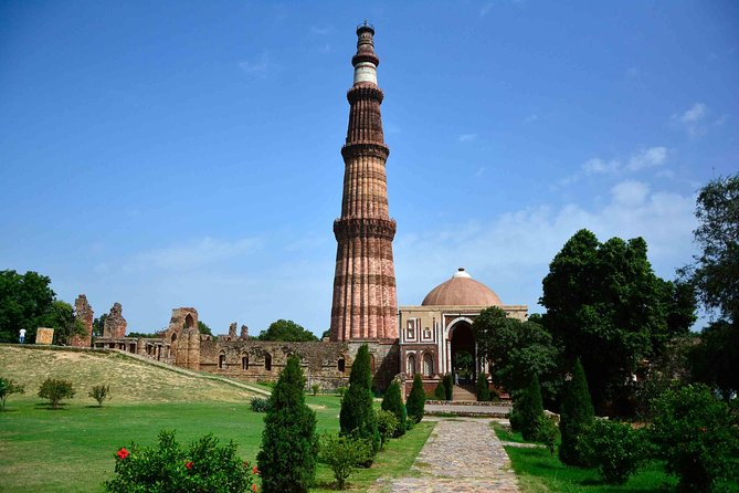 Private Delhi Sightseeing Full Day Tour with Chauffeur and Guide