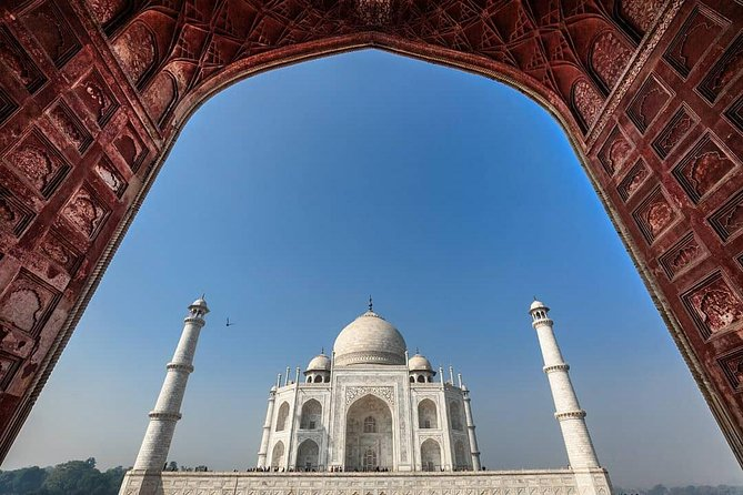 Taj Mahal Agra Tour by Car from Delhi All Inclusive