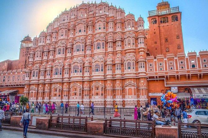 2 Days Private Jaipur Overnight from Delhi