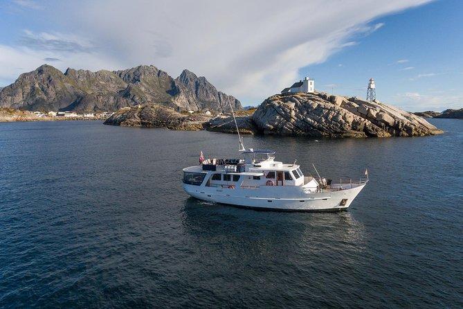 Crociera mozzafiato sul fiordo su uno yacht presidenziale