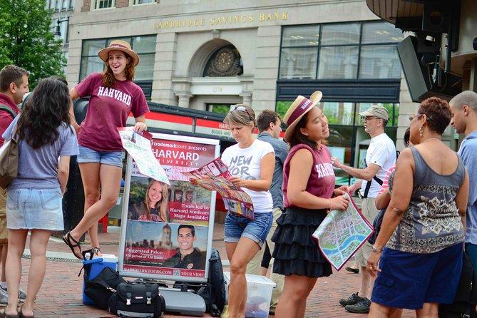 """Harvard """"Hahvahd"""" Campus Walking Tour"""