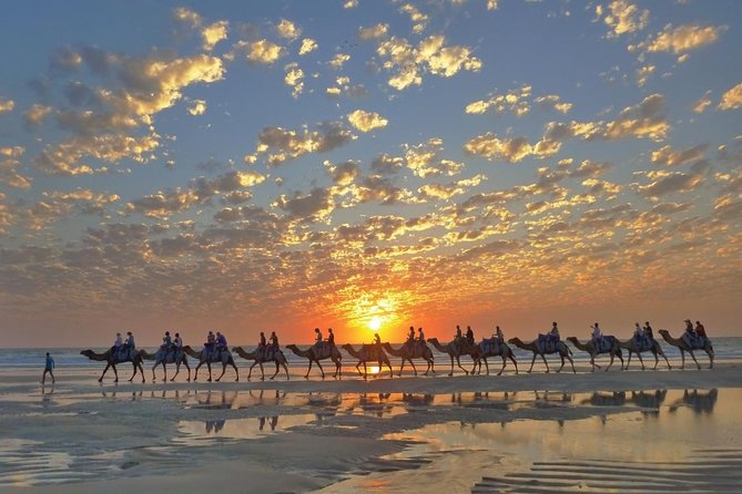 Broome City Sightseeing Tour with Optional Camel Ride