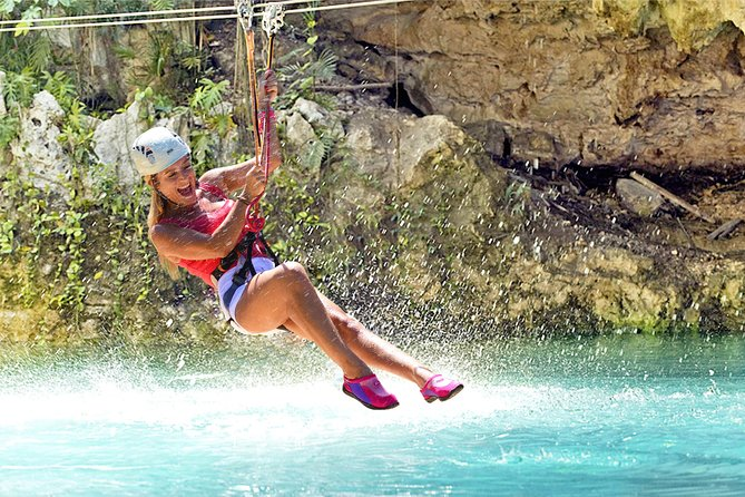 Full-Day Bavaro Adventure Park Packages from Punta Cana