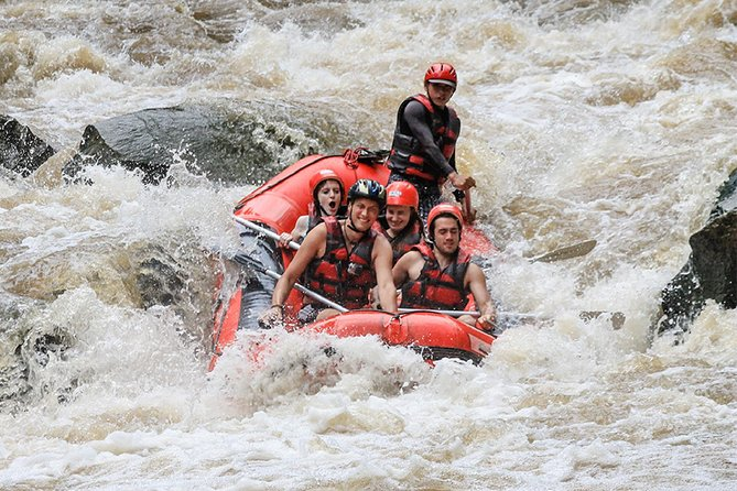 White Water Rafting at Maetang River