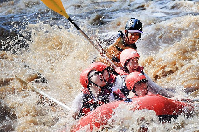 white water rafting chiangmai