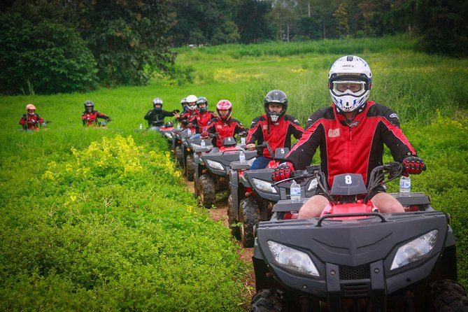 Bushwacker tour ATV Driver 1 hr 10 km Q1