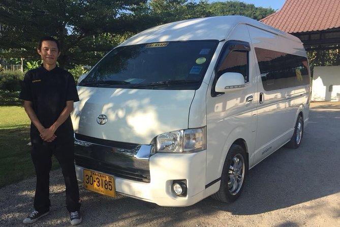 Demi-journée de voiture privée et guide à disposition à l'intérieur de Bangkok