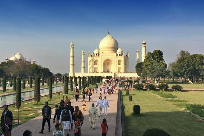 Private Tour: Same day Agra Tour by Car