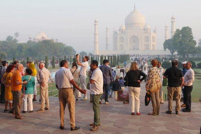 Private Taj Mahal and Agra Full-Day Tour