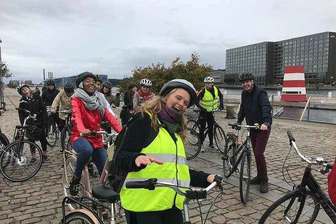 The sustainable Copenhagen of the future tour by bike