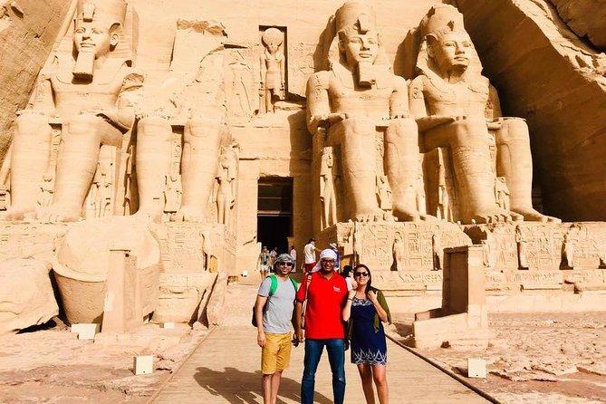 Abu Simbel Trip from Aswan