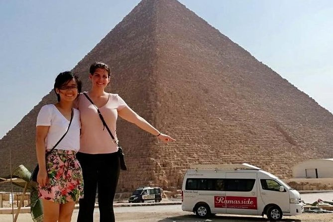 3 Days Pharaohs & Greek Experience