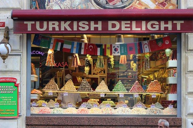 Istanbul Evening Food Walking Tour
